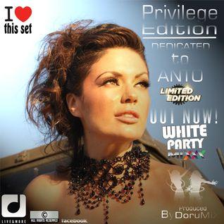 White - Privilege Edition - Produced By DoruMiX -