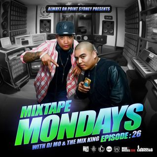 MIXTAPE MONDAYS - Ep 26 (13-10-14)