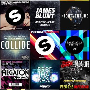 E.M.P #02 Electro House Mix Radio Show (by Jeremy Kesseler)