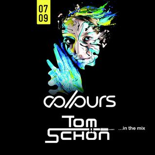Tom Schön - COLOURS OPENING 07-09-2013 @ Tanzhaus West in Frankfurt