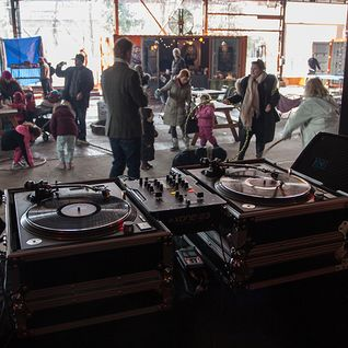 Winter Village Day 31: Morgan Yew (Morning Soul Jazz and Reggae)