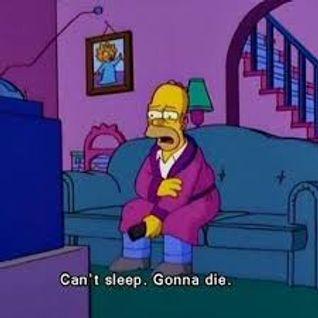 Can't sleep at night