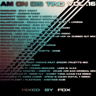 Am On Dis Ting Vol .16