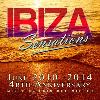 Ibiza Sensations 96 Celebrating Podcast's 4th Anniversary