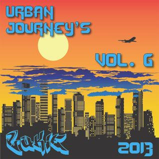 Urban Journeys 2013 Vol 6