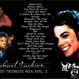 MICHAEL JACKSON - LEGEND TRIBUTE MIX VOL I