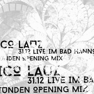 Nico Lauz live@BAD 31.12 Hannover
