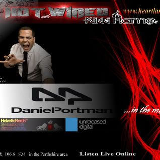 Hotwired radio show with Nikki Flame and Daniel Portman 17th October, 2012