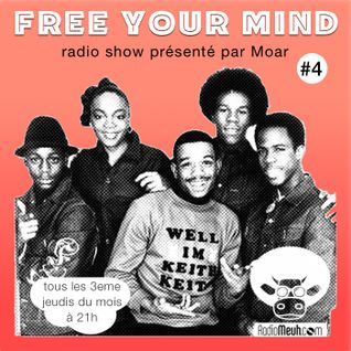 Free You Mind #4 (Mixed Show)