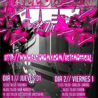 DENAYA @ Halloween Festival HetFM