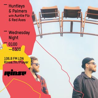 Auntie Flo presents H&P on Rinse FM - April 2016 w/ Red Axes