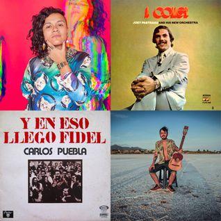 Movimientos SOAS Radio 30/11/16 w/ Fidel Tribute, Alborada + Magu Vagamundo in the studio