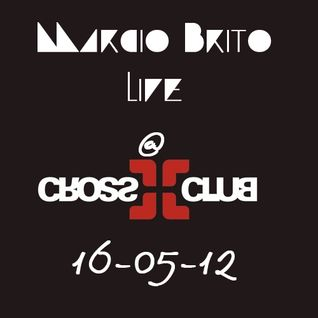 MARCIO BRITO@CROSS KLUB, PRAGUE, CZ 16-05-12
