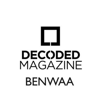 Benwaa Decoded Magazine Mix Of The Month January