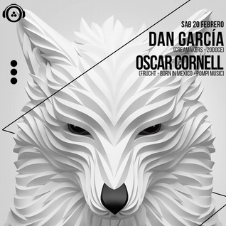 Oscar Cornell & Dan Garcia @ 20doce (20.02.2016)