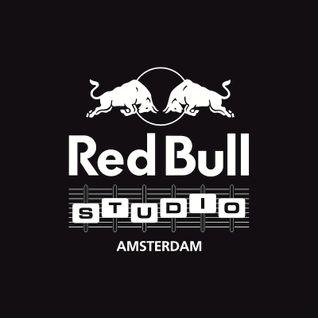 Red Bull Studio Amsterdam Monthly Mixtape #01