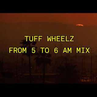 From 5 to 6 AM mix