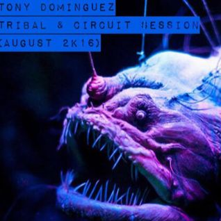 Tony Dominguez - Tribal & Circuit Session (August 2k16)