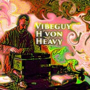 The tuesday Vibe (15-09-2015) hosted by DJ H von Heavy