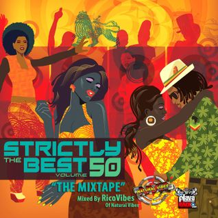 STRICTLY THE BEST VOL.50 THE MIXTAPE BY RICOVIBES