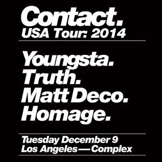 Live at Contact Los Angeles - December 9th 2014