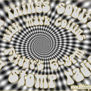 All Things Soulful on Stomp Radio 9-10-15
