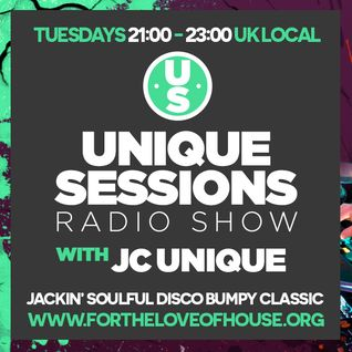 Unique Sessions - 27th September 2016