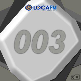 Adrian Oblanca @PODCAST 003 LOCA FM Salamanca
