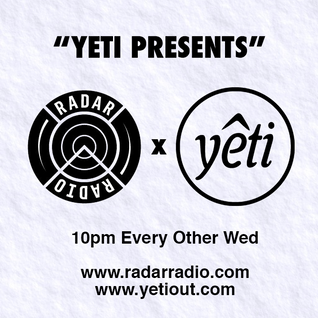 Yeti Presents : Andreas / DJ Tappa Live on Radar Radio - 12/11/14