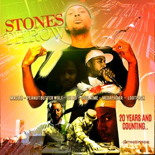 Stones Throw:20 Years And Counting..