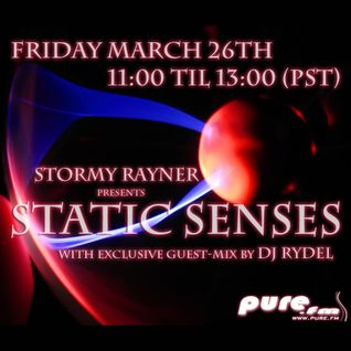 Rydel presents STATIC SENSES 001 GUESTMIX (March 2010)