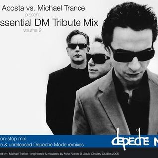 Depeche Mode Tribute Mix Vol.2 - Michael Trance