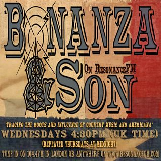Bonanza and Son - 22nd July 2015
