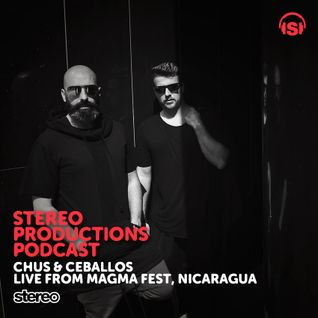 WEEK02_16 Chus & Ceballos Live from Magma Fest, Nicaragua