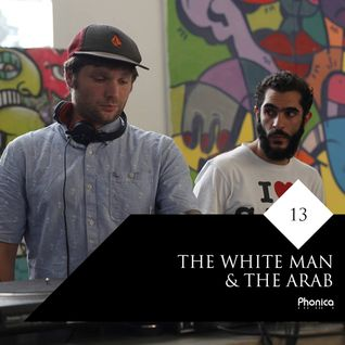Mix Series 13 - The White Man & The Arab