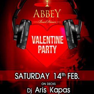 Aris Kapas live @ Abbey (14.02.15)