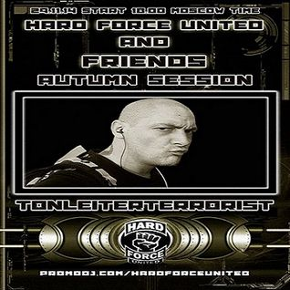 TonleiterTerrorist @ Hard Force United and Friends (Autumn Session 2014)