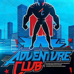 Adventure Club - Superheroes Anonymous Vol.03 - August 2013