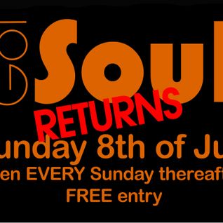 GotSoul's Return - 08-07-12 - Mixed By .::DJ.FlavaDre::.