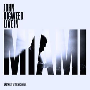 John Digweed - Live In Miami CD3 Minimix