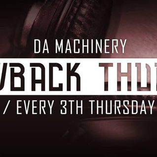 Da Machinery @ Throwback Thursday #3 - Gabber.FM 17-12-2015