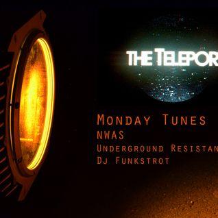 DJ Funkstrot - Teleport (14.03.2013)