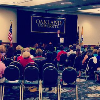 Oakland University Interim President Dr. Betty J. Youngblood Speech