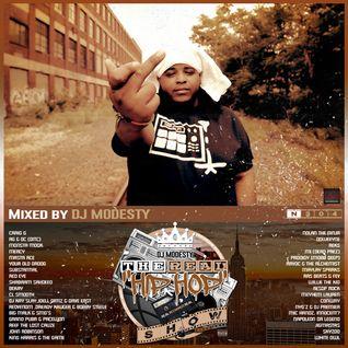 DJ MODESTY - THE REAL HIP HOP SHOW N°304