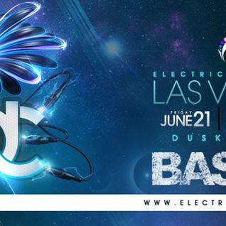 Mitchell Claxton @ Electric Daisy Carnival 2013 - Basscon Stage [Reconstruction]