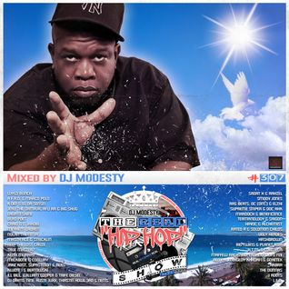 DJ MODESTY - THE REAL HIP HOP SHOW N°307