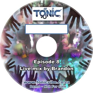 ToniC EP8 - Live Mix by Brandon - December 2011