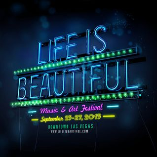 The Magician - live at Life Is Beautiful Festival 2015, Las Vegas - 26-Sep-2015