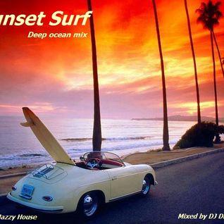 Sunset Surf - Deep Jazzy House (2013)