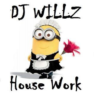 DJ Willz - House Work